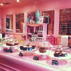 Blabla de Lili - La cupcakerie de Chloé S.