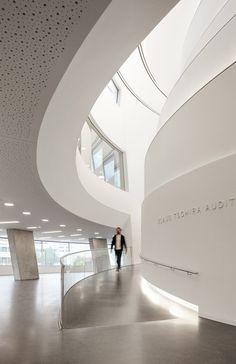 Bernhardt + Partner Architekten - Haus der Astronomie, Heidelberg