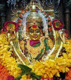 Marubai Gaondevi Temple Mumbai - TemplePurohit.com - http://ift.tt/1HQJd81