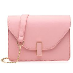 #pink #bag #sweet #candy #women #love #bride #hot #style #fashion #trend #trendy    SHARE & Get it FREE | PU Leather Chain Cross Body BagFor Fashion Lovers only:80,000+ Items • New Arrivals Daily • Affordable Casual to Chic for Every Occasion Join Sammydress: Get YOUR $50 NOW!