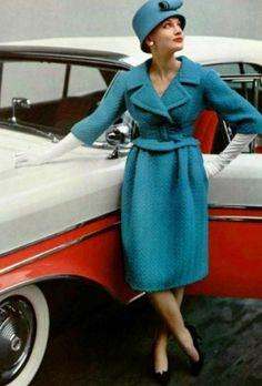 Givenchy 1958 #fashion #Givenchy