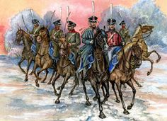 russian hussars napoleonic wars - Cerca con Google