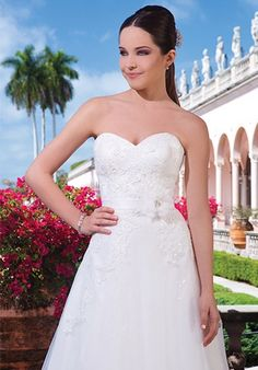 Sweetheart Wedding Dresses - The Knot