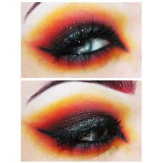 the hunger games makeup Katniss Everdeen The Girl On Fire! Makeup Geek, Makeup Inspo, Makeup Inspiration, Beauty Makeup, Makeup Ideas, Make Up Art, Eye Make Up, Maquillage Halloween, Halloween Makeup