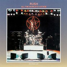 Rush All The World's A Stage – Knick Knack Records
