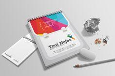 YENI NEFES EGITIM KURUMLARI by Fatih Cetin, via Behance