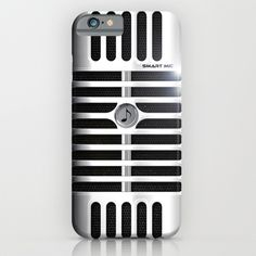 #microphone #iphone #case #retro #cool #funny