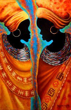 Uitgelezene De 32 beste afbeeldingen van Acrylschilderijen | Acrylschilderijen NE-38