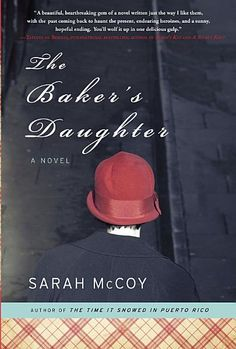 The Baker's Daughter (eBook) by Sarah McCoy (Author), synopsis:In this New York Times bestseller, two women in. Love Book, This Book, Books To Read, My Books, Book Nooks, Reading Nooks, Great Books, So Little Time, Bestselling Author