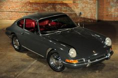 The introduction of the 911 for Porsche meant a new flagship, and for their buyers, a costly sum compared to the trusty Type Much like Porsche in today's world, they pursued a new model out of… Porsche 1960s, Porsche 912, Vintage Porsche, Porsche Carrera, Volkswagen, Vintage Sports Cars, Vintage Cars, Classic Cars, Autos