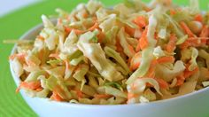 Clean Eating Coleslaw