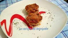 TORTINI DI PATATE CON TONNO                           CLICCA QUI PER LA RICETTA  http://loscrignodelbuongusto.altervista.org/tortini-di-patate-con-tonno/                                         #antipasti #tortini #patate #tonno #food #ricette #ricetteveloci #foodblogger