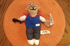 "NEW HOMIES ""P-RICO""  MINI PLUSH DOLL STUFFED TOY Lowrider Chicano Aztlan#Mijos#Homies"
