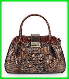 Brahmin Durham Collection Laura Satchel - Top handle bags (*Amazon Partner-Link)