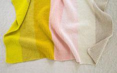 Beginners baby blanket free pattern