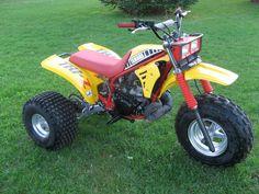 1985 Yamaha YTZ 250