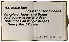 Nancy Byrd Turner books