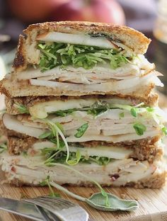 1000+ images about Sandwich Recipes on Pinterest   Grilled cheeses ...
