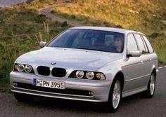 BMW525d Touring Testbericht ADAC