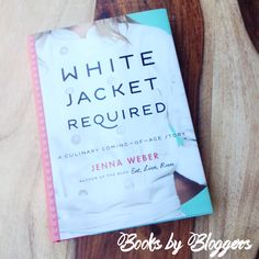 Books By Bloggers// White Jacket Required