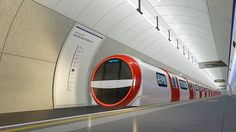The Tube Of The Future London Train (+VIDEO) A futuristic train that could on day become the future of underground rail travel has been unveiled.A full-size concept model of Inspiro – a driverless train that is more energy efficient than current models in use with more creature comforts for commuters, will go on show at an exhibition in London.