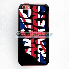 Arctic Monkeys Black And White iPhone 5C Case   casefantasy