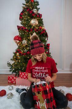 Shop 3 Sisters For Christmas Morning Outfits Christmas Morning Outfit, Cozy Christmas, Christmas Sweaters, Holiday Pajamas, Sisters, Outfits, Shopping, Fashion, Moda