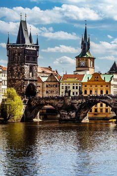 What We Love: Prague's medieval architecture, be it churches, bridges or taverns. InterContinental Prague (Prague, Czech Republic) - Jetsetter