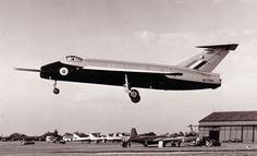 Short SB5 - Британский исследовательский самолет.