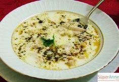 Yoğurtlu Tavuk Çorbası Tarifi | Süper Anneden Kolay Yemek Tarifleri