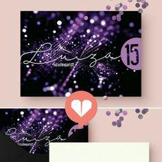 { CONVITES }  E vamos de 15 anos! Novo convite já disponível na nossa loja! www.adorapapel.com.br Artes personalizadas que deixam seu evento com um toque especial à partir de R$ 69,90. #convitepersonalizado #convites #convite15anos #debutante #debutantes2017 #convitevirtual #convitevirtualpersonalizado #convitediy #diy #facavocemesmo #15th #fifteen #fifteenparty #15anos #shineparty #glamour #glitter