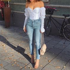 Party luxury outfits – party-luxus-outfits sup i'm sandy i like fashion and outfits. Outfit Chic, Chic Outfits, Classy Outfits, Spring Outfits, Trendy Outfits, Fashion Outfits, Fashion Trends, Outfit Summer, Fashion Women