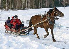 Sleighride | Flickr - Photo Sharing! Finland