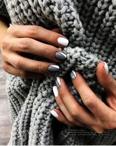 Want some ideas for wedding nail polish designs? This article is a collection of our favorite nail polish designs for your special day. Cute Acrylic Nails, Acrylic Nail Designs, Nail Art Designs, Gel Nails, Nail Polish, Simple Nail Designs, Nail Manicure, Chic Nails, Stylish Nails