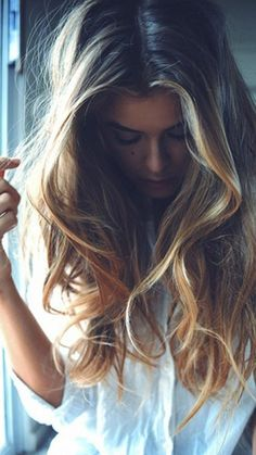 Balayage Hair Color Trend for 2016/2017 – Best Hair Color Trends 2017 – Top Hair…