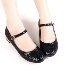 Summer new style comfortable heel decorate drill flats