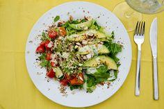 Kunnen salades ook echt verzadigen? Natuurlijk wel!