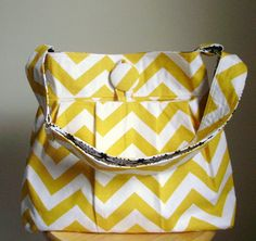 Super Cute Chevron Diaper Bag! <3 <3 <3