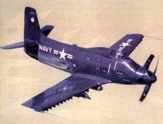 Douglas XA2D 1 Skyshark