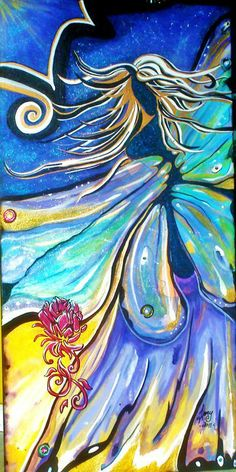 Portal of the DIVINE By Tracy http://1tracyart.wix.com/art-from-the-heart