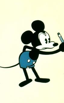 old school mickey mouse