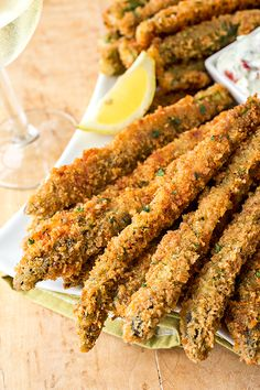 Parmesan Asparagus Spears, and Allowing All the Good Stuff to Adhere Instead