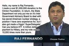 Clinton Foundation So Philanthropic!  ;)