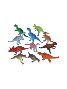 "Dinosaur Assortment 2"" - Party Supplies & Favor from Birthday in a Box"