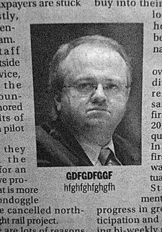 Good picture of Mr. Gdfgdfggf!