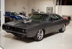 """The Cars From """"Fast Five"""""""