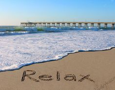 Beautiful Morning at the Beach Printed Photo Beautiful Beach Sunset, Beautiful Morning, Beautiful Beaches, Fine Art Photo, Photo Art, Sand Writing, Beach Quotes, Beach Sayings, Best Vacation Spots