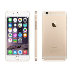 .: Apple iPhone 6, 128GB Dorado. :: APPLE :.