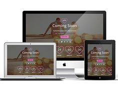"Check out new work on my @Behance portfolio: ""Love – Free Responsive Coming Soon Template"" http://on.be.net/1NYQt4I"