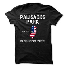 PALISADES PARK LOVE X2 T Shirt, Hoodie, Sweatshirt